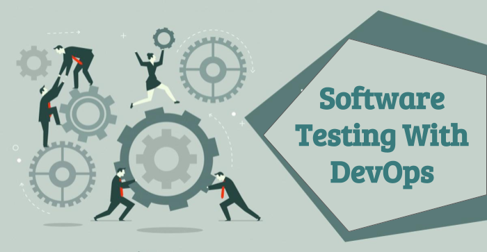 Software testing with DevOps