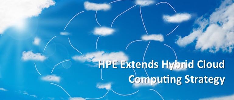 HPE hybridcloud