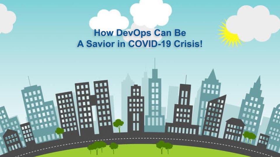 DevOps in Covid-19