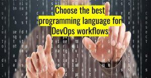 The best programming language for DevOps