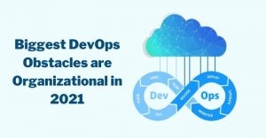 Biggest DevOps Obstacles are Organizational in 2021